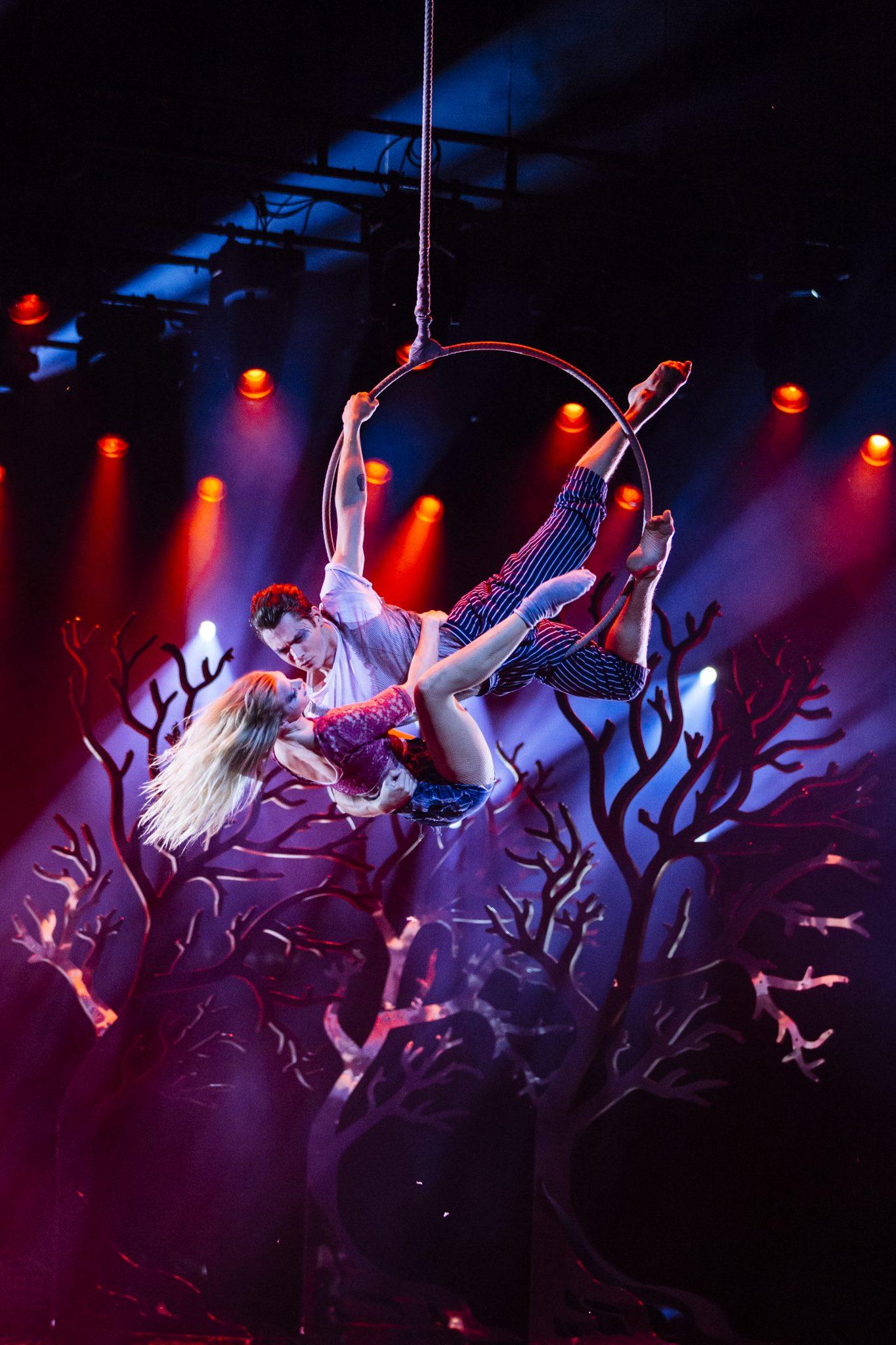 Cirque du Soleil – Juste une p'tite nuite