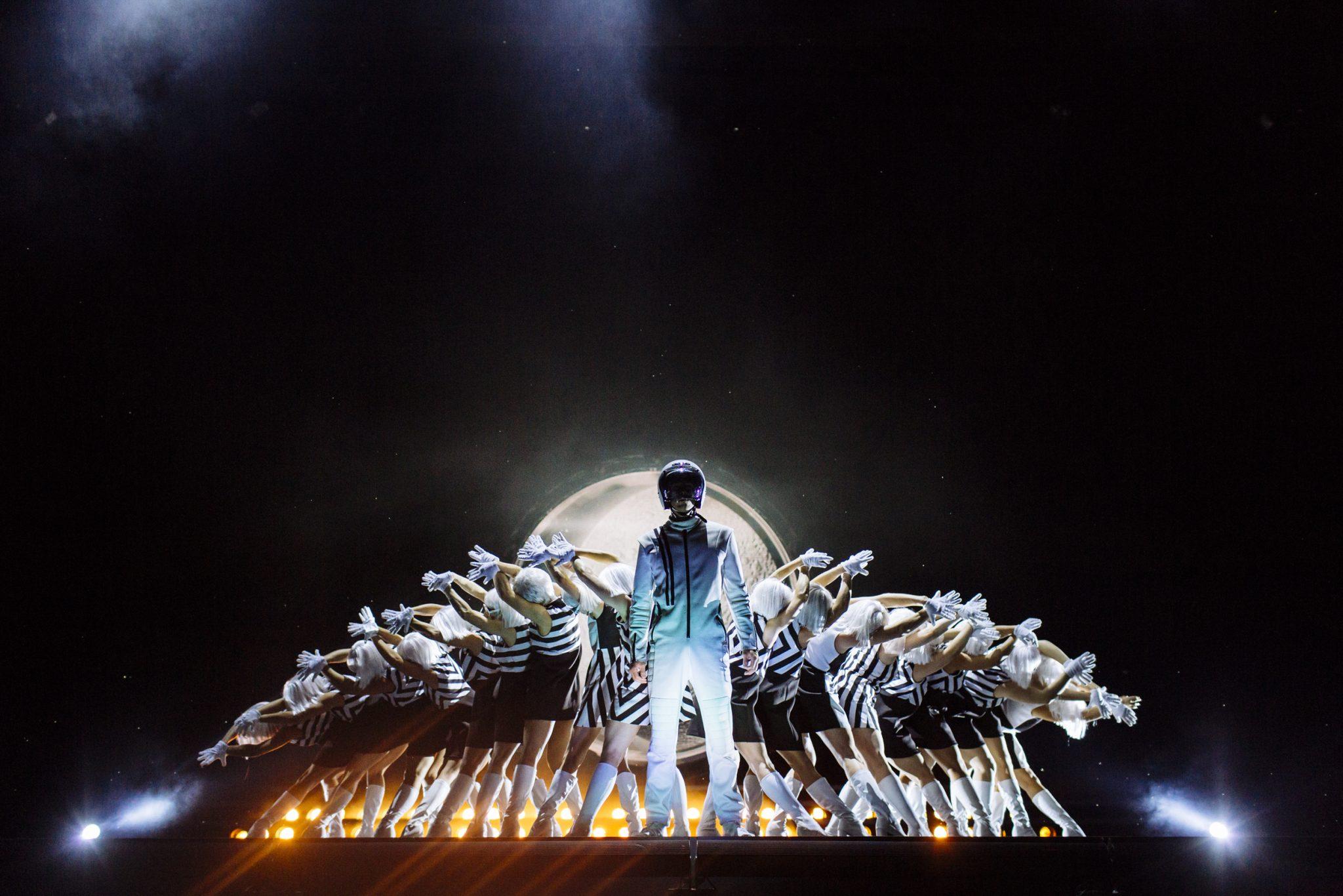 Cirque du Soleil – Tout Écartillé
