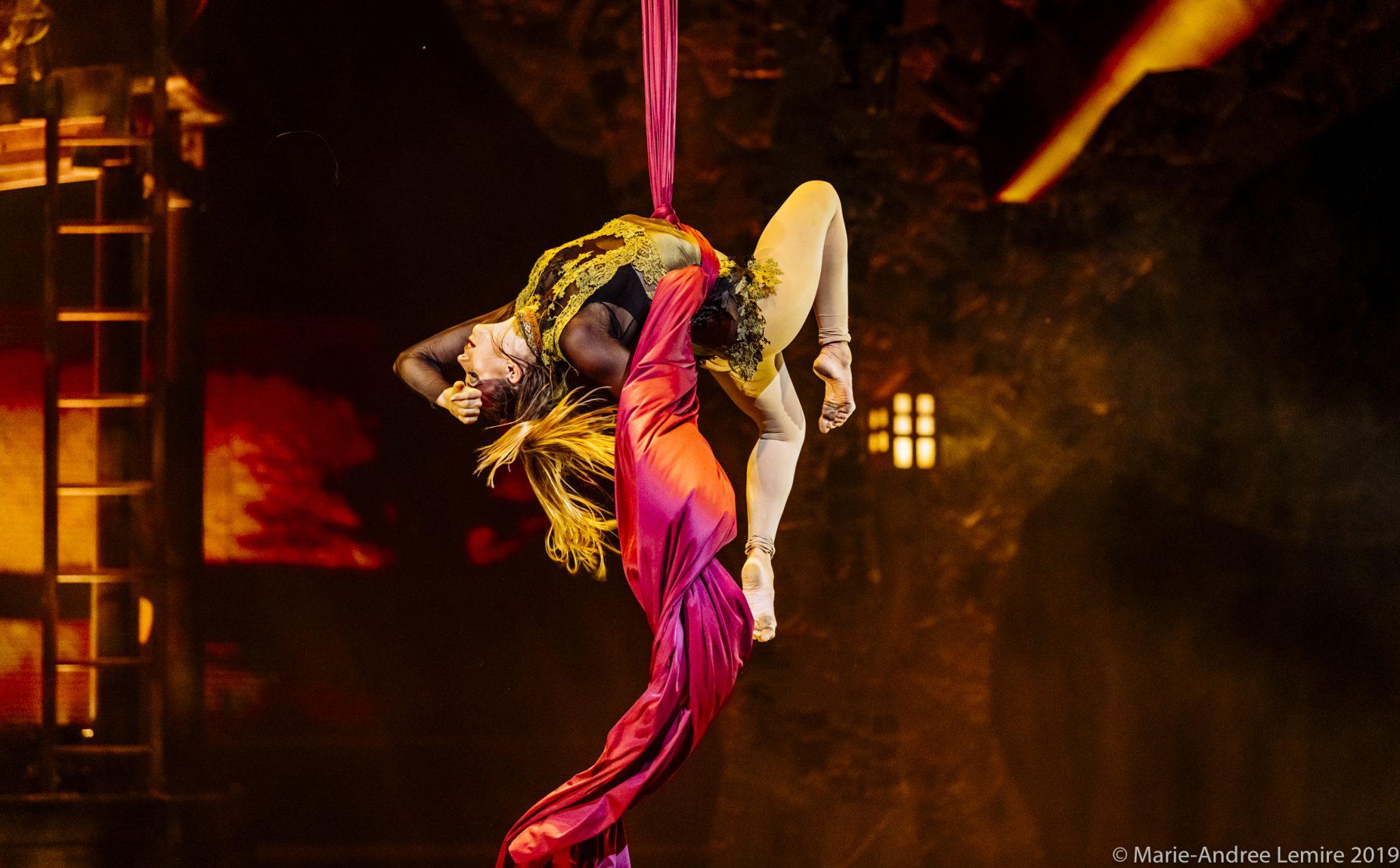 Cirque du Soleil – Joyeux Calvaire